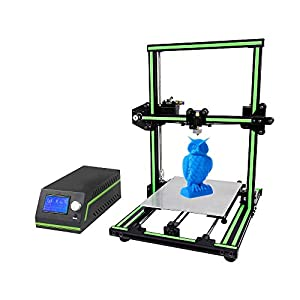 Tonglingusl 3d printers e10 3d printer set multilingual aluminium frame modular installation diy with resume