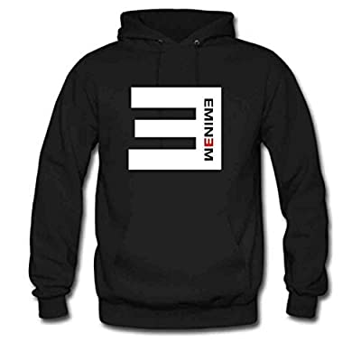 Soothing Men's and Women's Unisex Custom eminem logo Classic Hoodie
