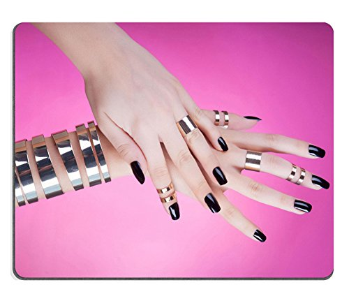 liili-mouse-pad-natural-rubber-mousepad-image-id-33255805-woman-with-black-manicure-wearing-gold-bra