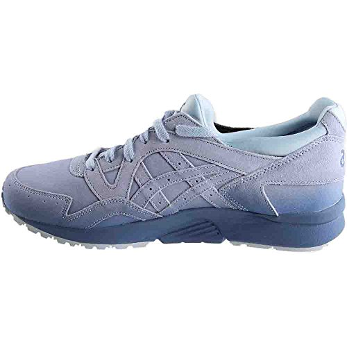 Asics Womens Gel-lyte V Retro Running Shoe Skyway / Skyway