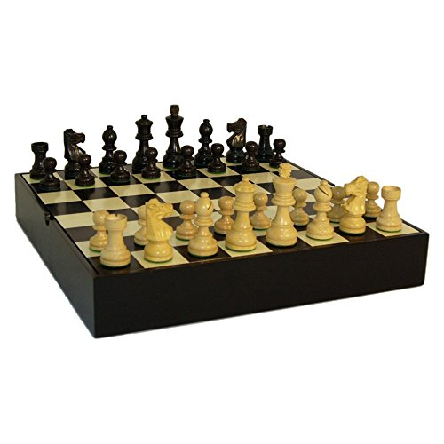 French Knight Chess Set - 5