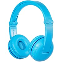 ONANOFF BuddyPhones PLAY-GLACIER BuddyPhones - Play Wireless Bluetooth Headphones for Kids - Blue - (Pack of1)