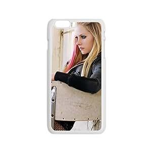 DAZHAHUI Avril Lavigne Design Pesonalized Creative Phone Case For Iphone 6