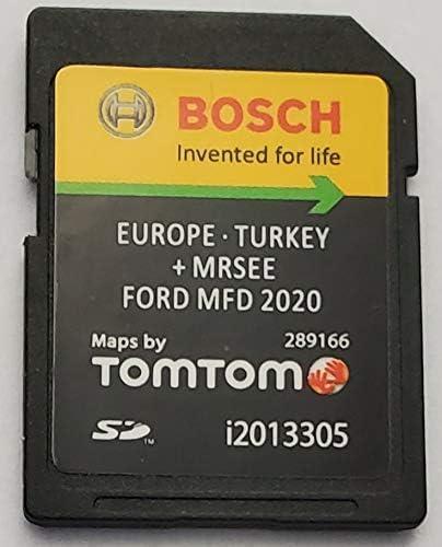 Tarjeta SD GPS Ford MFD v10 Europa 2020: Amazon.es: Electrónica