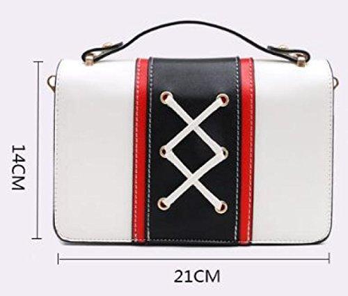 Bolso Simple Cadena Bolsa De Hombro Salvaje Señora Bag B Cordón Bolsa De JPFCAK Mini Messenger vECPgxwgq