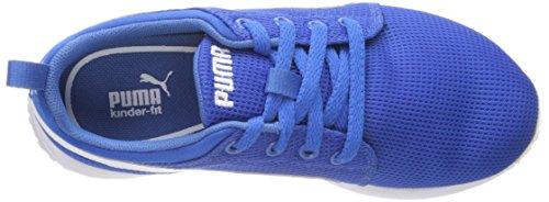 Puma Carson Runner Jr Sneaker (bimbo / Bimbo Grosso) Principessa Blu / Bianca