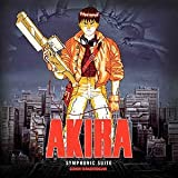 AKIRA SYMPHONIC LIMITED EDITION RED/ORANGE/SPLATTER NUMBERERED ONLY 500 PRESSED