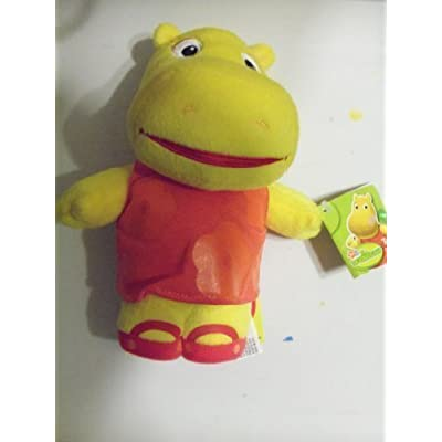 "Nick Jr's The Backyardigans 8"" Tasha Plush: Toys & Games"