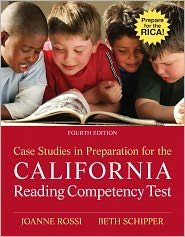 California Reading Competency Test 4th (fourth) edition Text Only