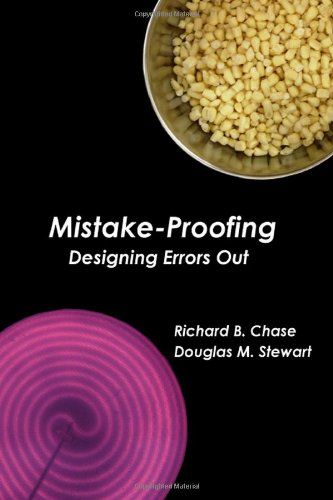 Download Mistake-Proofing: Designing Errors Out pdf