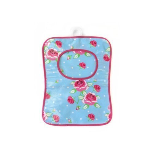 Beamfeature Blue Rose High Quality Plastic Peg Bag with Clothes Line Hanger in by Beamfeature east2eden