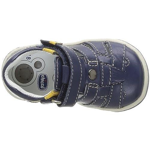 Chicco Gin, Chaussures basses à scratch bébé garçon