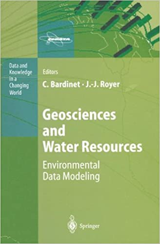 Téléchargement gratuit d'ebooks d'anglais Geosciences and Water Resources: Environmental Data Modeling (Data and Knowledge in a Changing World) (French Edition) PDB