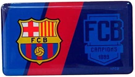 CYP- Imán Escudo FC Barcelona, Multicolor (IM-32-BC): Amazon.es: Juguetes y juegos