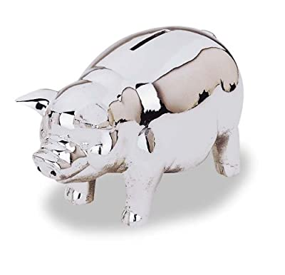 Reed Barton Classic Piggy Bank by Reed & Barton