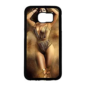 Hipster Cool Beyonce Phone Case Cover For Samsung Galaxy s6 Beyonce Stylish