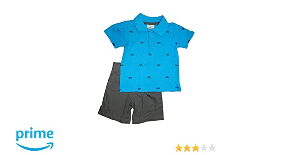 5083572fa Amazon.com: Buster Brown Baby Boys Polo and Shorts: Clothing
