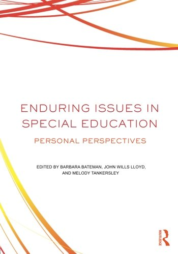 Enduring Issues In Special Education: Personal Perspectives