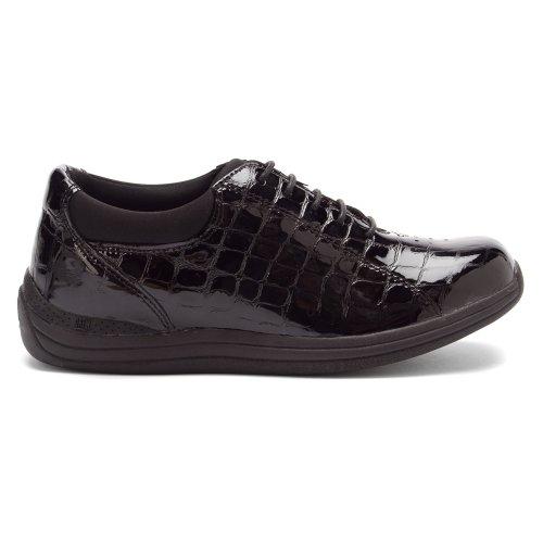 Drew Schoen Vrouwen Tulp Troost Zwarte Croc