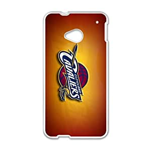 HTC ONE M7 basketball nba CLEVELAND CAVALIERS LOGO Phone case for