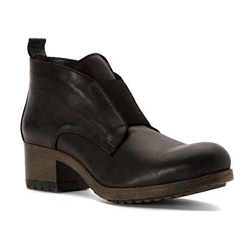 Ethem Dames H2106 Laarzen Zwart Kalf