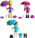 Mattel Polly Pocket Rainy Day Playset X1212