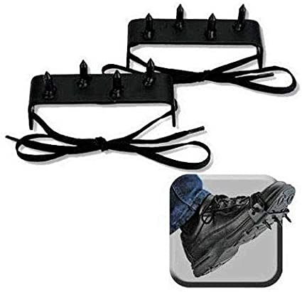 Amazon.com: R.A.M Salable Ninja Climbing Foot Spikes Tree ...