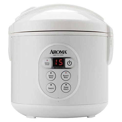 NEW Rice Cooker Digital Kitchen Home Steamer Electric Warmer Food Professional