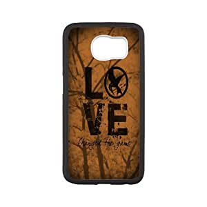 Character Phone Case The hunger games For Samsung Galaxy S6 NC1Q00841