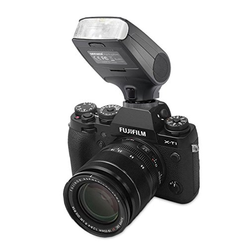 Neewer NW320 TTL LCD Display Flash Speedlite for Fujifilm X100s X100r X30 X-Pro1 X-A1 X-A2 X-E1 X-E2 X-M1 X-T1 S1 SL1000