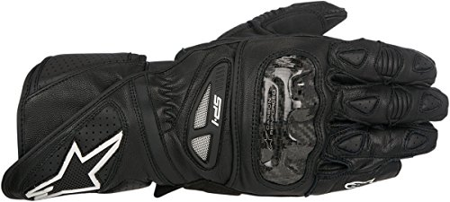 Alpinestars SP-1 Men's Street Motorcycle Gloves - Black / Large
