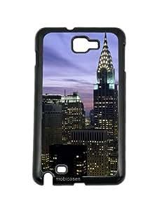 New York City Skyline Samsung Galaxy Note 2 Note II N7100 Case - For Samsung Galaxy Note 2 Note II N7100
