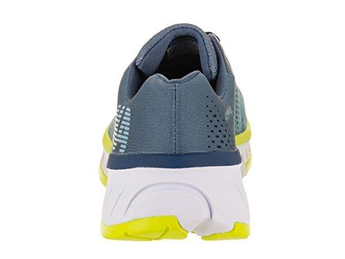 Hoka One One Hombre Zapatillas de deporte. niagara-blue-vintage-indigo