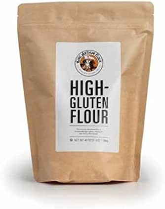 Flours & Meals: King Arthur High Gluten Flour