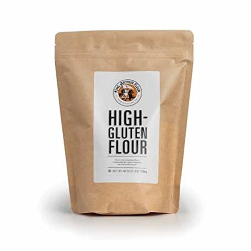 (King Arthur Flour High Gluten Flour 3 lb)