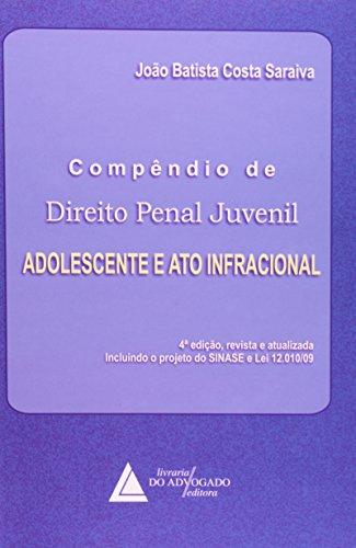 Compendio De Direito Penal Juvenil