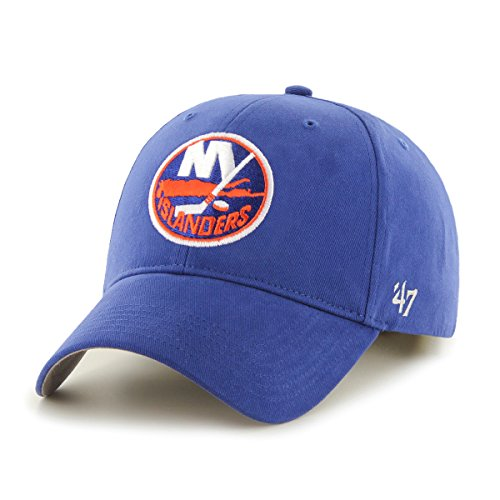 '47 NHL Toddler Basic MVP Adjustable Hat, Royal
