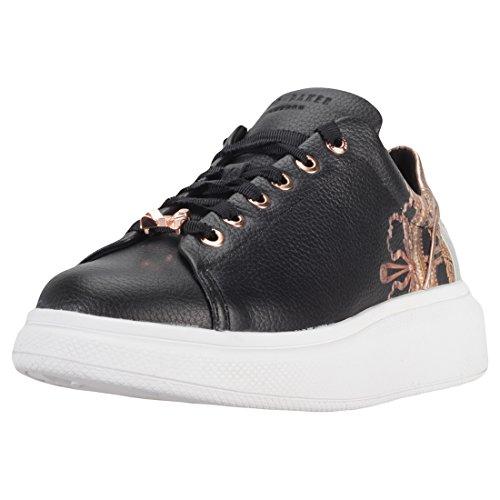 Ted Baker Dames Zwarte Ailbe Sneakers
