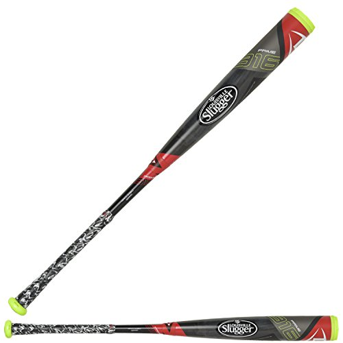 Louisville Slugger WTLBBP9163-31 BBCOR Prime 916 Baseball Bat, Black, 31'/28 oz
