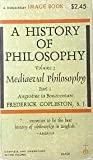 img - for A History of Philosophy: Volume 2, Mediaeval Philosophy Part I Augustine to Bonaventure book / textbook / text book
