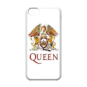Custom Case Rock Band Queen For iPhone 5C S4E3433268