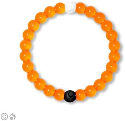Lokai Orange Limited Edition Bracelet