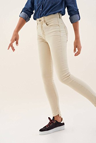 Salsa In Glamour Beige Colorata Capri Tela Secret HZrqWHcg