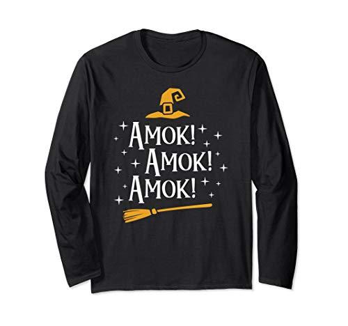 Amok Amok Amok Shirt Cute Costume Idea Sisters Halloweens ()