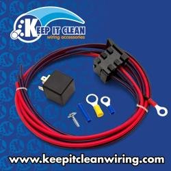 Direct Start Harness - Keep It Clean 10599 Direct Start Harness Kit Direct Start Harness Kit