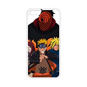 iPhone 6 4.7 Inch Cell Phone Case White naruto Road To Ninja Personalized Hard Phone Case CZOIEQWMXN25407