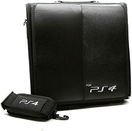 SATKIT Maleta de transporte para Sony Playstation 4 - PS4: Amazon.es: Videojuegos