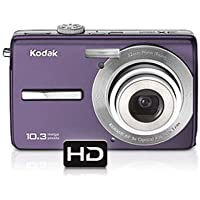 Kodak Digital 10.3 MP EasyShare M1063 Cameras & Frames - 1064898 Basic Intro Review Image