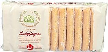 Whole Foods Market, Organic Ladyfingers, 7 oz