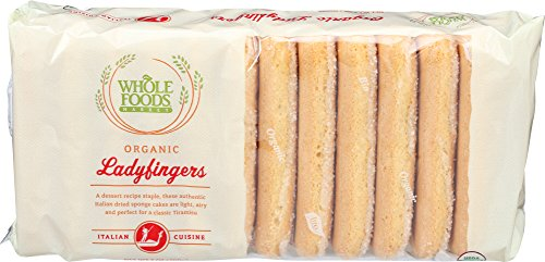Whole Foods Market, Organic Ladyfingers, 7 oz